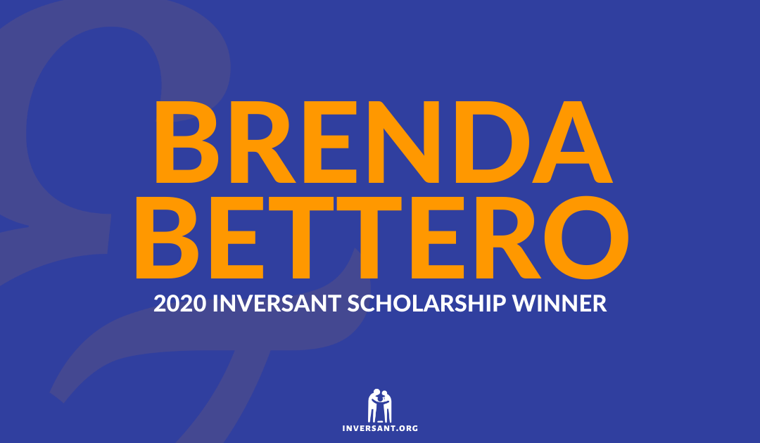 Brenda Bettero 2020 Inversant Scholarship Recipient