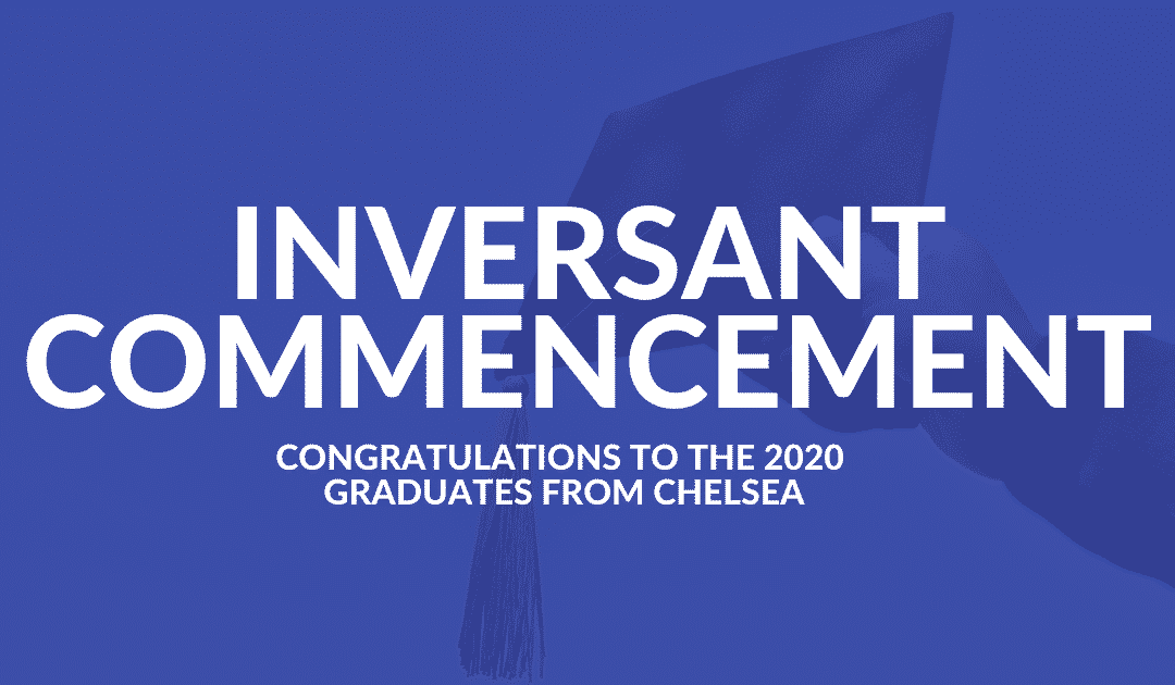 2020 Inversant Commencement for Chelsea