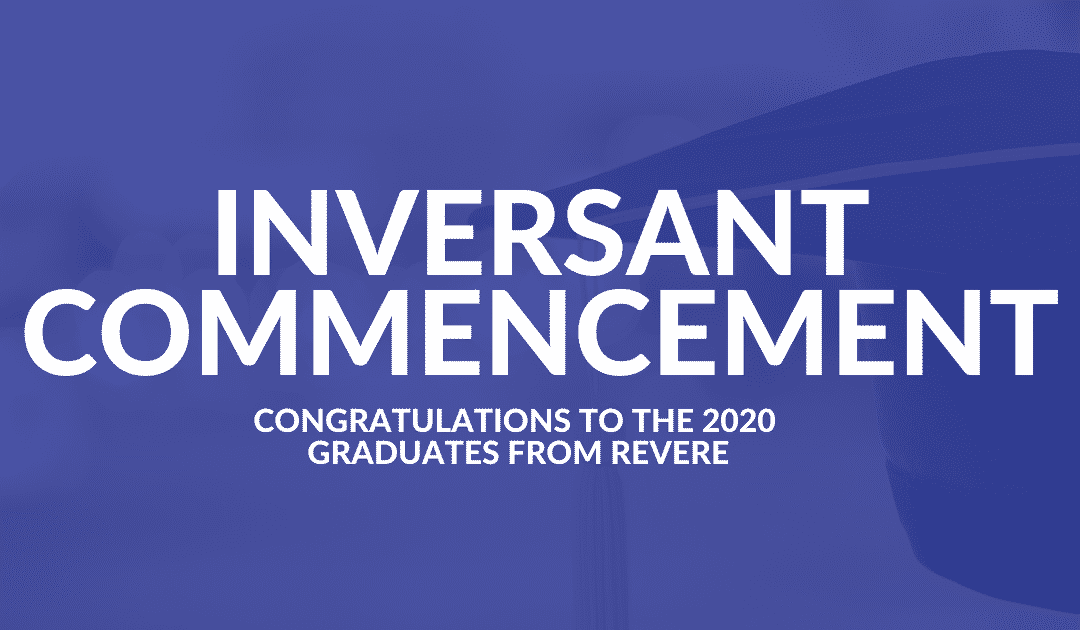 2020 Inversant Commencement for Revere