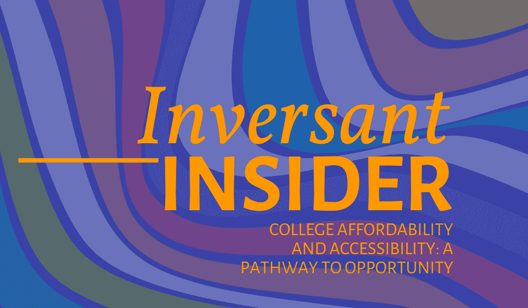 College Affordability and Accessibility: A Pathway to Opportunity
