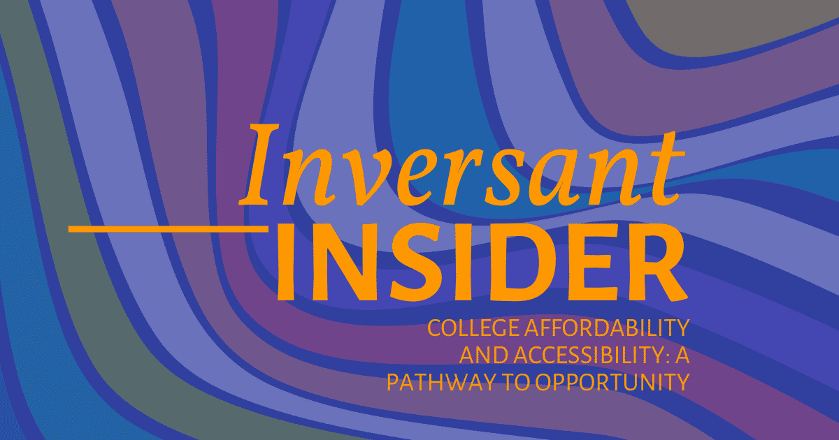 College Affordability and Accessibility A Pathway to Opportunity