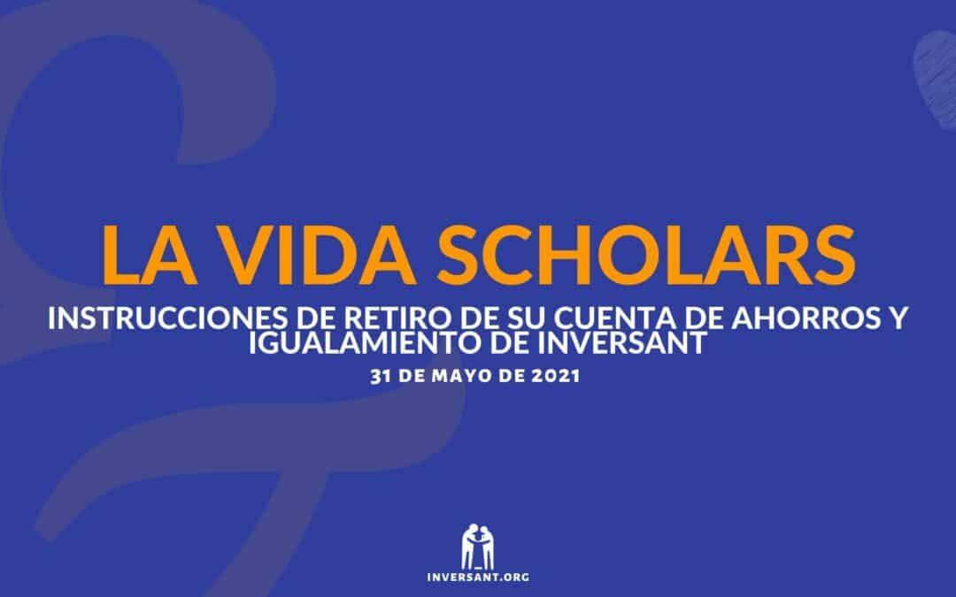 LVS Mayo 2021 Retiro de su Cuenta de Ahorros y Igualamiento de Inversant
