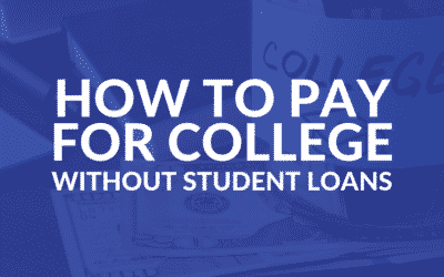 How to Pay for College Without Student Loans